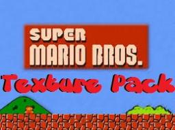 Super Mario Bros Texture Pack Minecraft Texture Pack