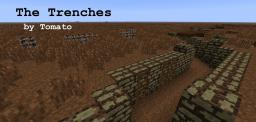 The Trenches: a World War 1 Map Minecraft Map & Project