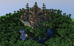 Aucory Temple Minecraft Map & Project