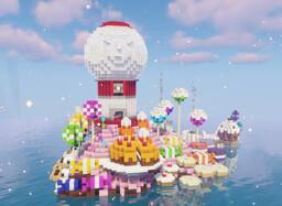 Sugar Isles Minecraft Map & Project