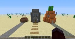 Spongebobs's bikini bottom in MC! Minecraft Project