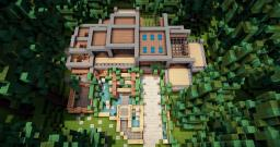 Forest Retreat Minecraft Map & Project