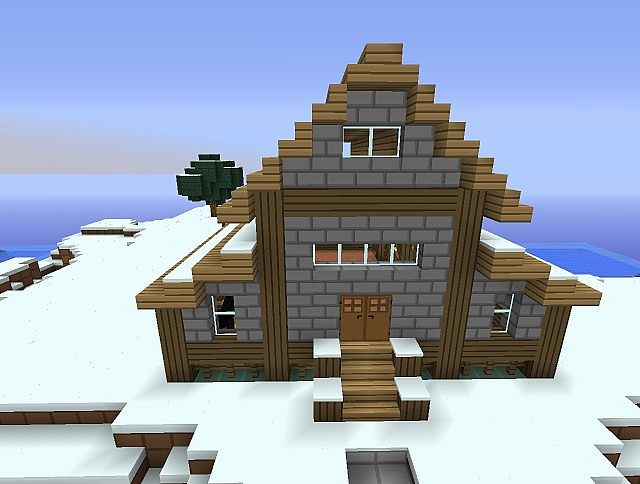 Horse And Cow Barn V2