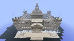 Berlin 1944 - Old Reichstag - YOU CAN CONTINUE IT!! DOWNLOAD!!! Minecraft Map & Project