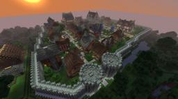 Medieval Kingdom Minecraft Project
