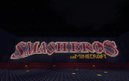 Smash Bros. in Minecraft Minecraft Map & Project