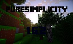 Pure Simplicity [1.7.2] [16x16] Minecraft Texture Pack