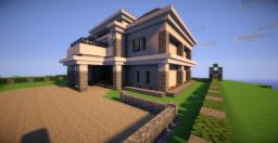 Small Kerala House Minecraft