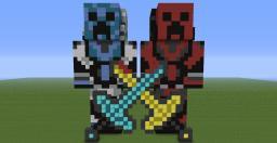 CrossBladesCraft 1.6 Minecraft Texture Pack