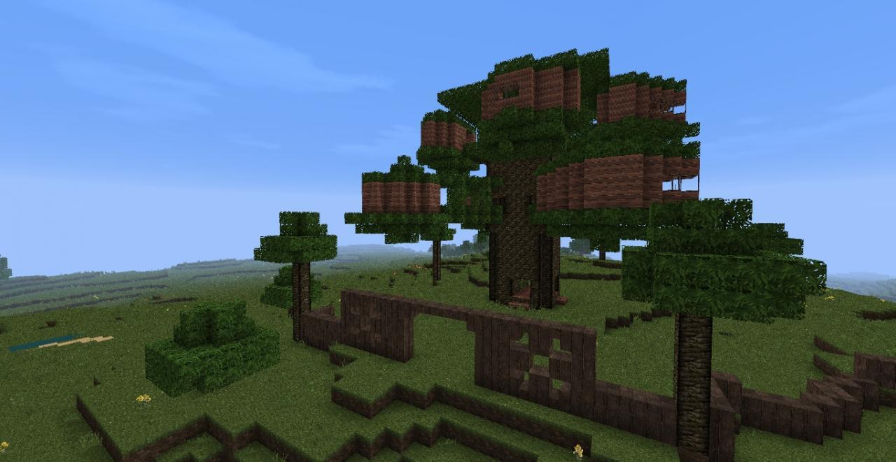 how to get huge villages in minecraft