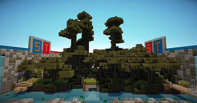 Elysium (Minecraft RP server) - YouTube