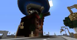 WORLD LOST* Persona 3 - Tartarus Minecraft Project