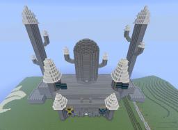 Mini-Castle Minecraft Map & Project