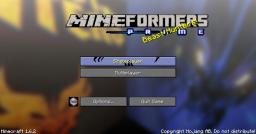 Transformers - Prime resource pack [1.8]