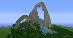 Arch of Arignahd Minecraft Map & Project