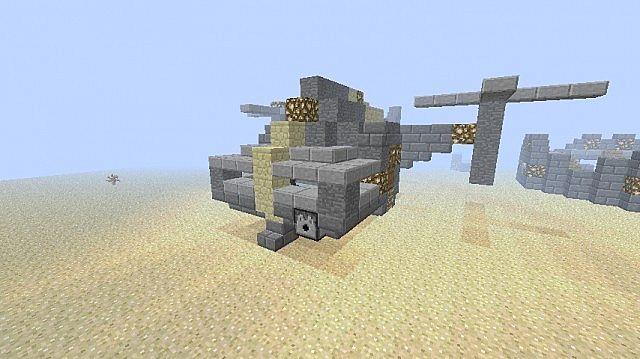 VB-02 Vertibird Minecraft Project