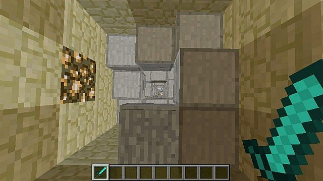 Lost Hills Bunker Minecraft Project