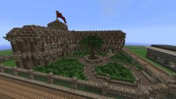 The crimson mansion Minecraft