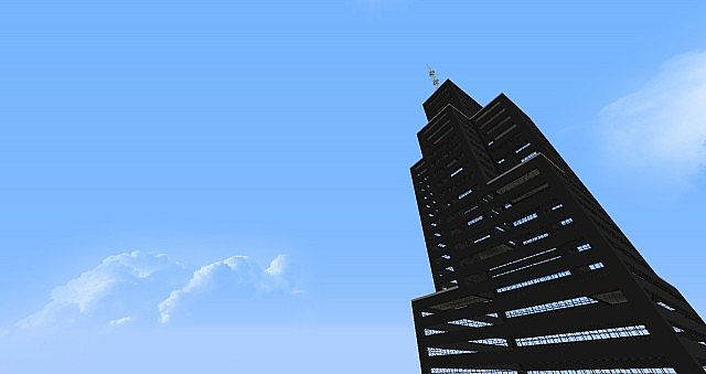 Willis Tower Minecraft Project