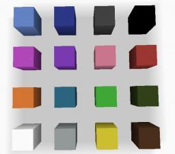 PixelArt Minecraft Texture Pack