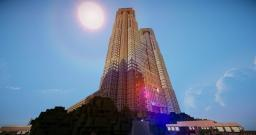 Tokyo City Hall - PMC Spawn Contest Project Minecraft Map & Project