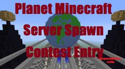 SpawnVille-Planet Minecraft Server Spawn Contest entry Minecraft Map & Project
