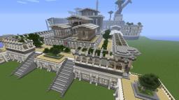 Haven Skylight: Garden of Swords Minecraft