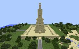 ~ Contest ~ My Server Spawn-Tower Minecraft Project