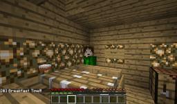 Breakfastenator!!! (Redstone Breakfast Machine) Minecraft Project