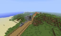Redstone Jump! Minecraft Project
