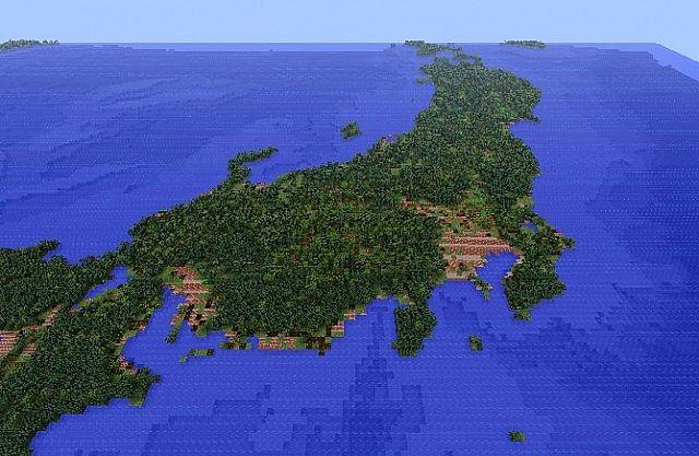 little earth Minecraft Map