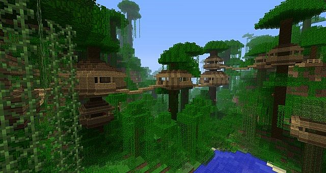 minecraft jungle wood sapling