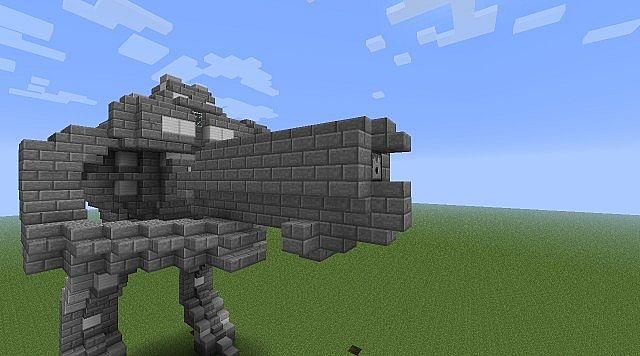 Titanfall Titan Minecraft Project