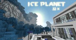 Ice Planet (32x32) [Futuristic] v.4.3 Minecraft