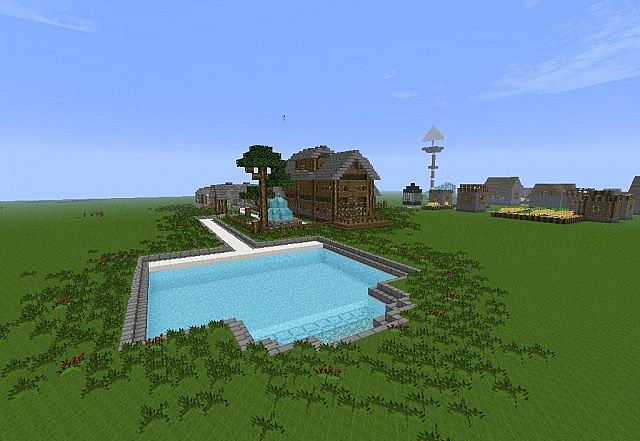 The old rose mansion minecraft project for Show pool post expert ng best forum