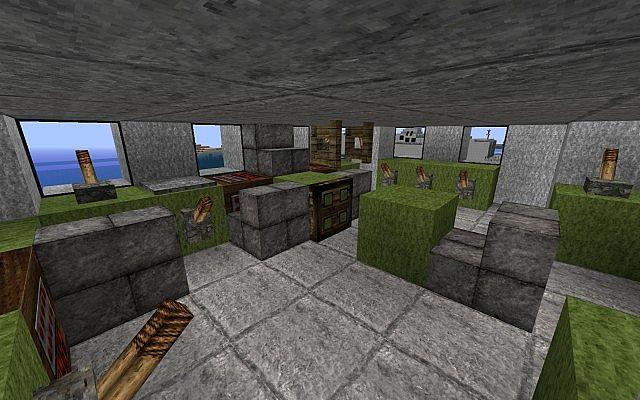 Pohjanmaa Class Minelayer Flagship Minecraft Project