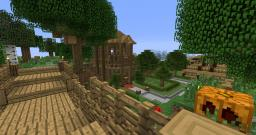 Server spawn MCVictims Minecraft Map & Project