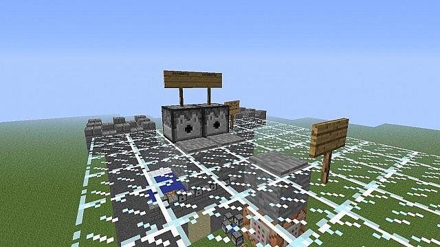 spectator platform