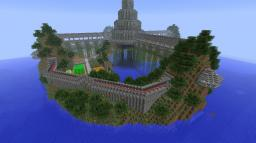 Minecraft Custom Island Home! Minecraft