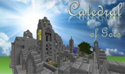 Cathedral of Gods Minecraft
