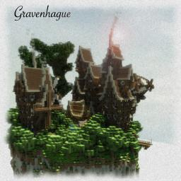 Steam Isle of Gravenhague Minecraft Map & Project