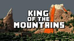 King of the Mountains - PvP Map Minecraft