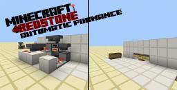 [1.5+] Auromatic Furnance Minecraft Map & Project