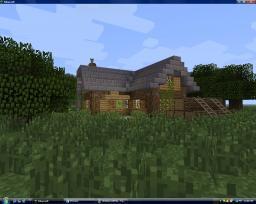 Lone Potato's Paradise Minecraft Map & Project