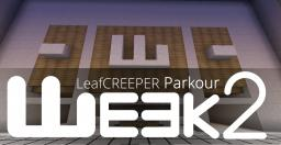 Parkour Week 2 - Map Pack - [Edge to Edge 3] [Hobojimmy's Parkour] [The Mines] [One Room Challenge] Minecraft Map & Project