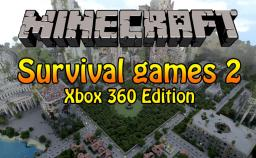Minecraft Xbox360 : The Survival Games 2 Minecraft Map & Project