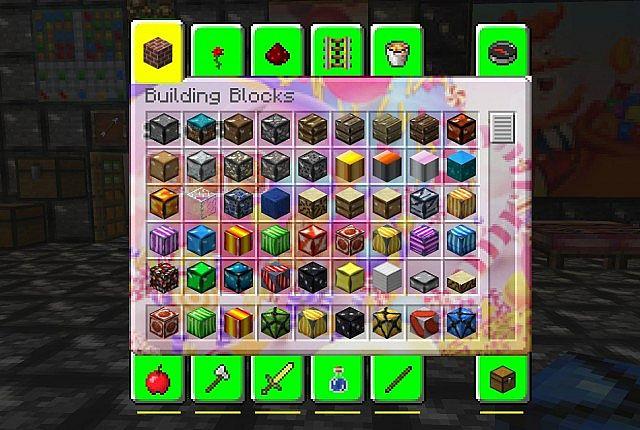 Candy Crash Resource Pack Minecraft Texture Pack