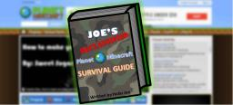 Joe's Declassified Planet Minecraft Survival Guide Minecraft Blog