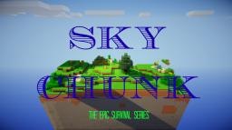 Sky Chunk Survival Minecraft Project