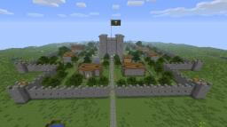 The Dwarven City Minecraft Map & Project